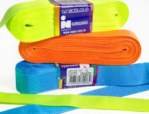 Fitas e Velcros